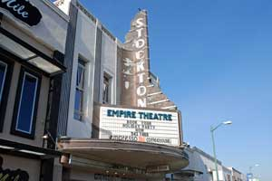 Stockton Empire Theatre in Stockton, CA